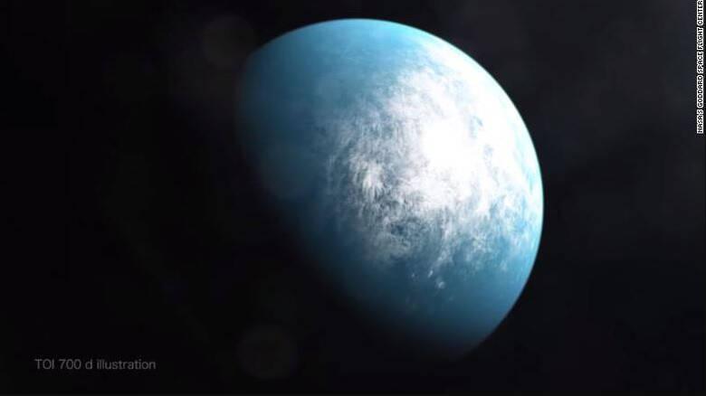 ΤΟΙ 700: Η ΝASA ανακάλυψε γήινο και δυνητικά κατοικήσιμο εξωπλανήτη