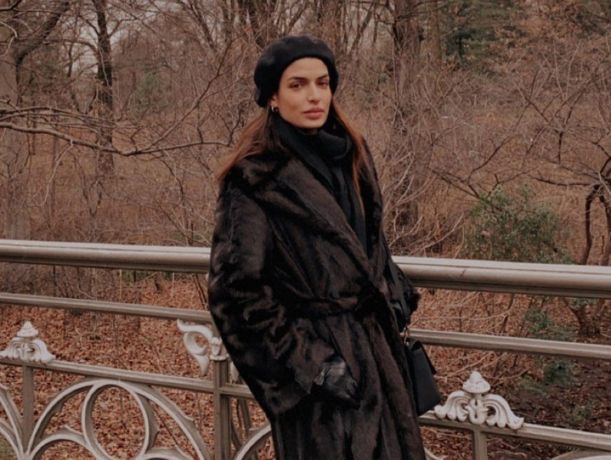 Τόνια Σωτηροπούλου: Βόλτες στο Notting Hill με άψογο στυλ! [pics]