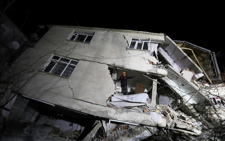Μεγάλος σεισμός στην Τουρκία