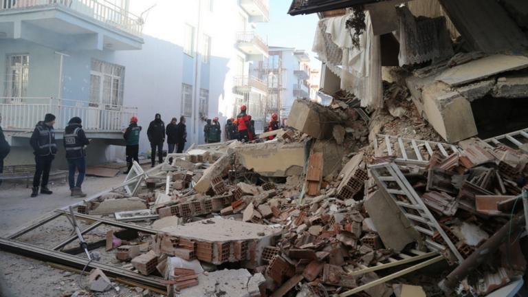 Σεισμός στην Τουρκία: Δραματική η αλλαγή στο υπέδαφος