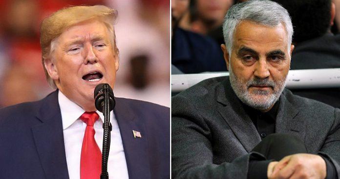 Ιρανός βουλευτής… Αμοιβή 3 εκ. δολαρίων σε όποιον σκοτώσει τον Τραμπ!