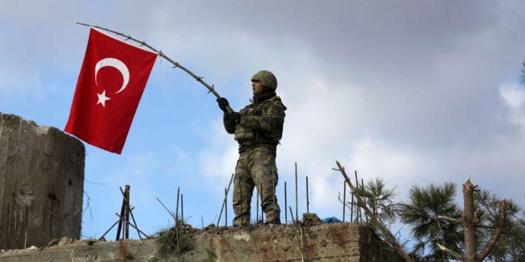 Τουρκία σε παράκρουση: Μανιφέστο με διεκδικήσεις σε αέρα, θάλασσα, νησιά και φυσικούς πόρους