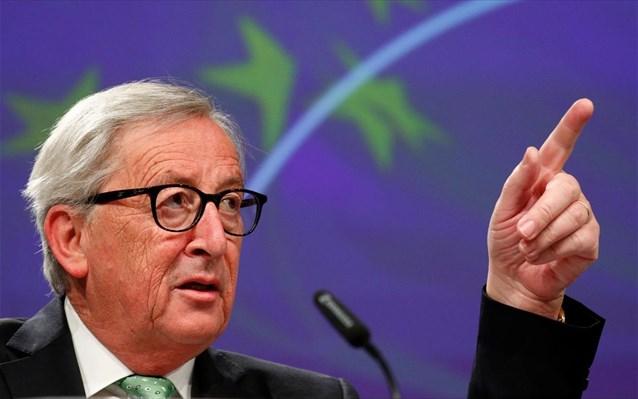 Z.K. Γιούνκερ: Ήμουν πάντα κατά της συμμετοχής του ΔΝΤ