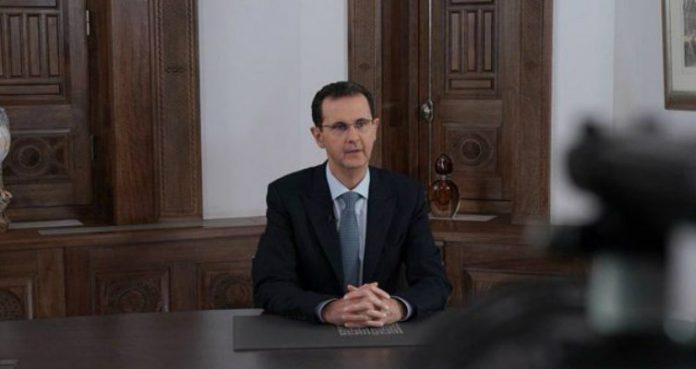 Διάγγελμα Ασαντ για Χαλέπι