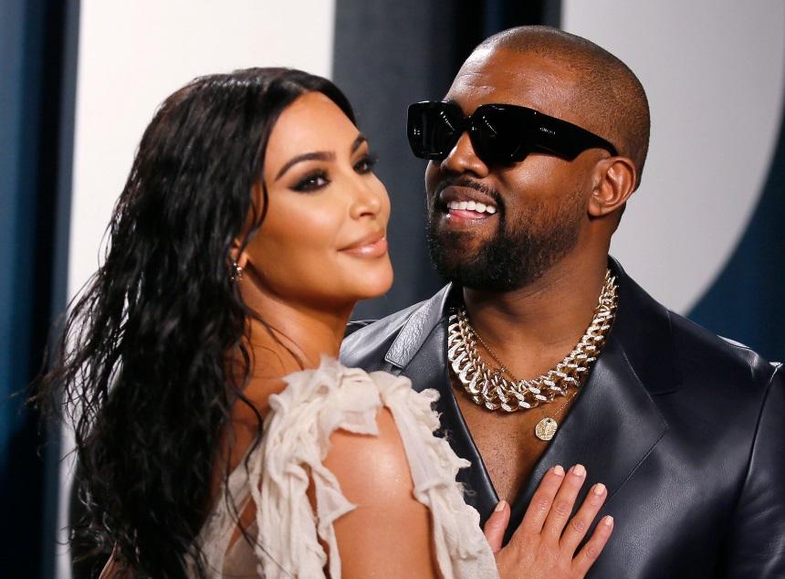 Kim Kardashian – Kanye West: Date night στο party του Vanity Fair μετά τα Όσκαρ! Φωτογραφίες