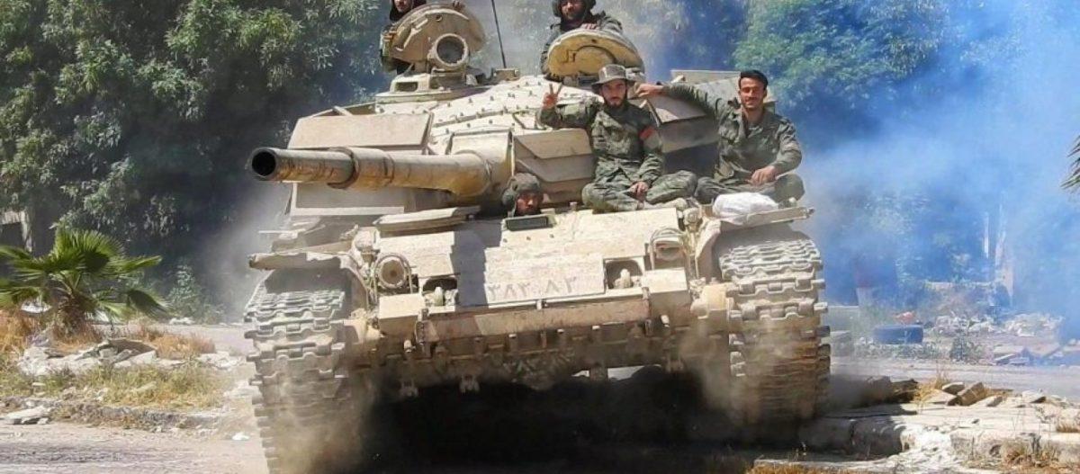 Απορρίφθηκε το τουρκικό τελεσίγραφο: Ο συριακός Στρατός πολιορκεί τους Τούρκους στο αεροδρόμιο Taftanaz της Ιντλίμπ