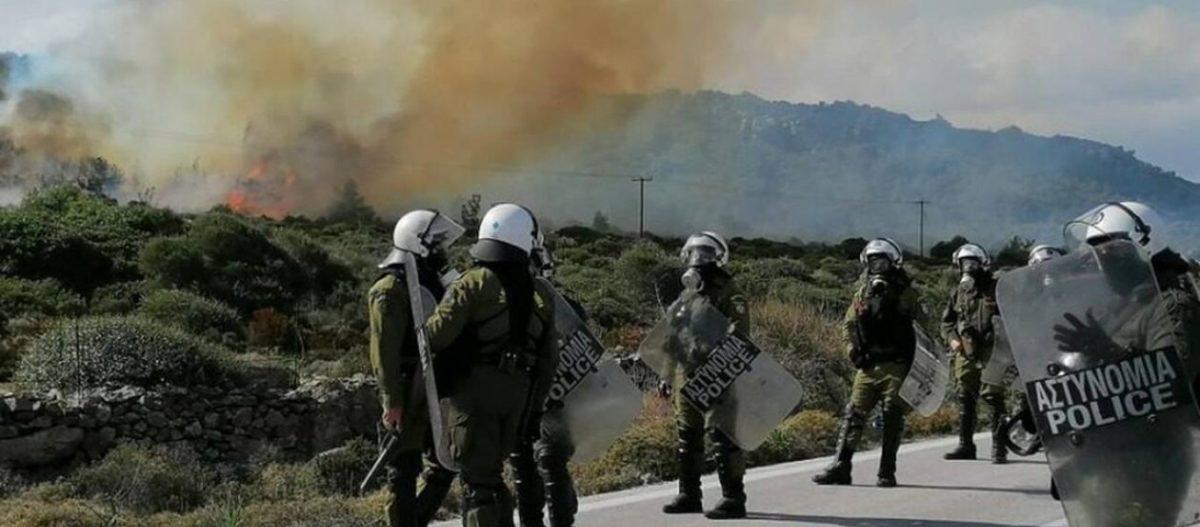Συνεχίζεται η μάχη στον Εβρο: Οι αλλοδαποί μπαίνουν από παντού