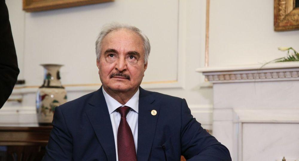 Χαφτάρ: Είμαστε έτοιμοι για εκεχειρία εάν οι Τούρκοι φύγουν από τη Λιβύη