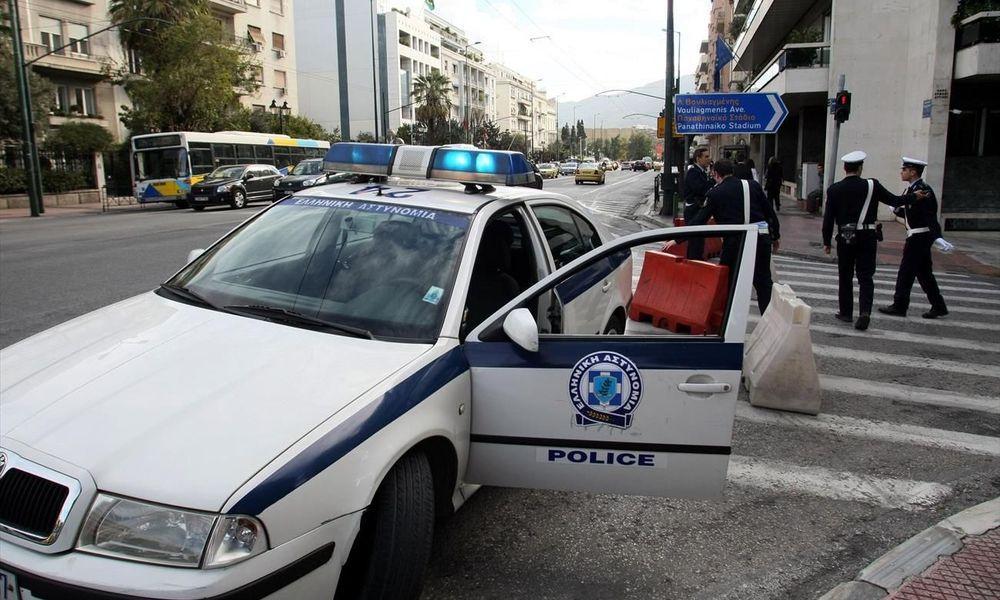 Αστυνομικός τσακώθηκε με οδηγό ΙΧ στον Χολαργό και πυροβόλησε