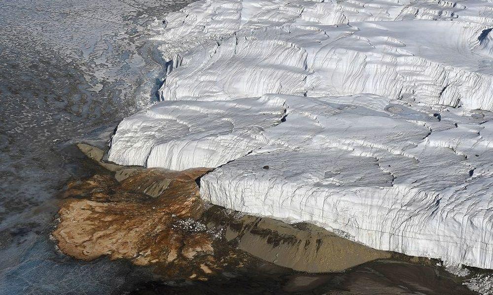 Θερμοκρασία ρεκόρ στην Ανταρκτική: Πάνω από 20 βαθμούς Κελσίου τον Φεβρουάριο