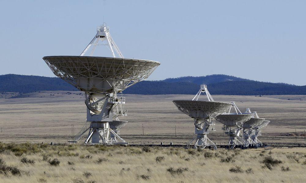 Αναζητώντας εξωγήινο Πολιτισμό