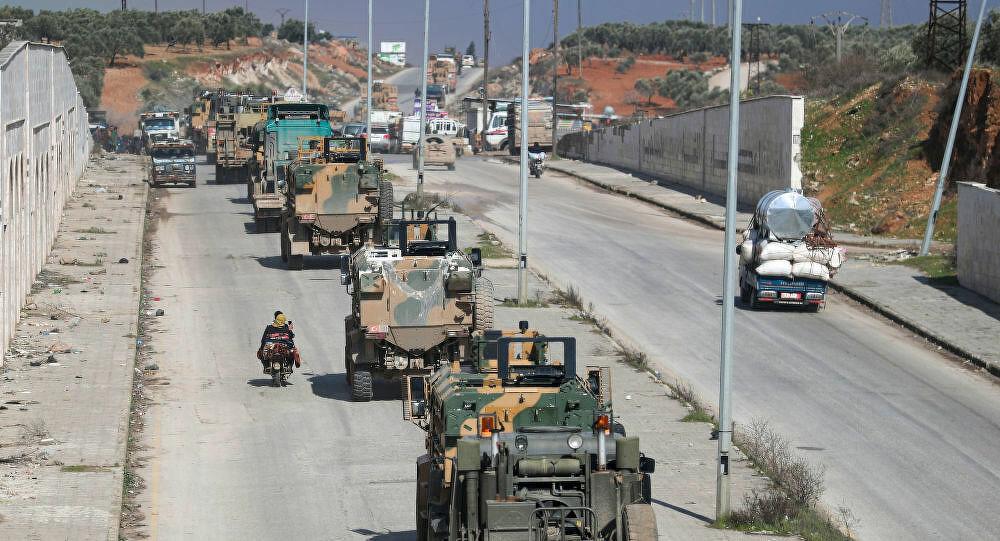 Τουρκική επίθεση κατά δυνάμεων της Συριακής κυβέρνησης στο Ιντλίμπ