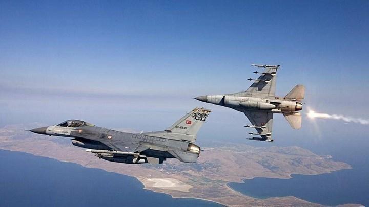 Τον χαβά τους οι Τούρκοι στο Αιγαίο – Νέες υπερπτήσεις πάνω από το Αγαθονήσι