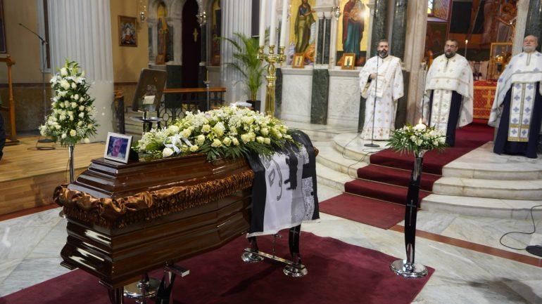 Λάθος σας κύριοι … Έπρεπε να ήταν όλος ο ΟΦΗ στην κηδεία