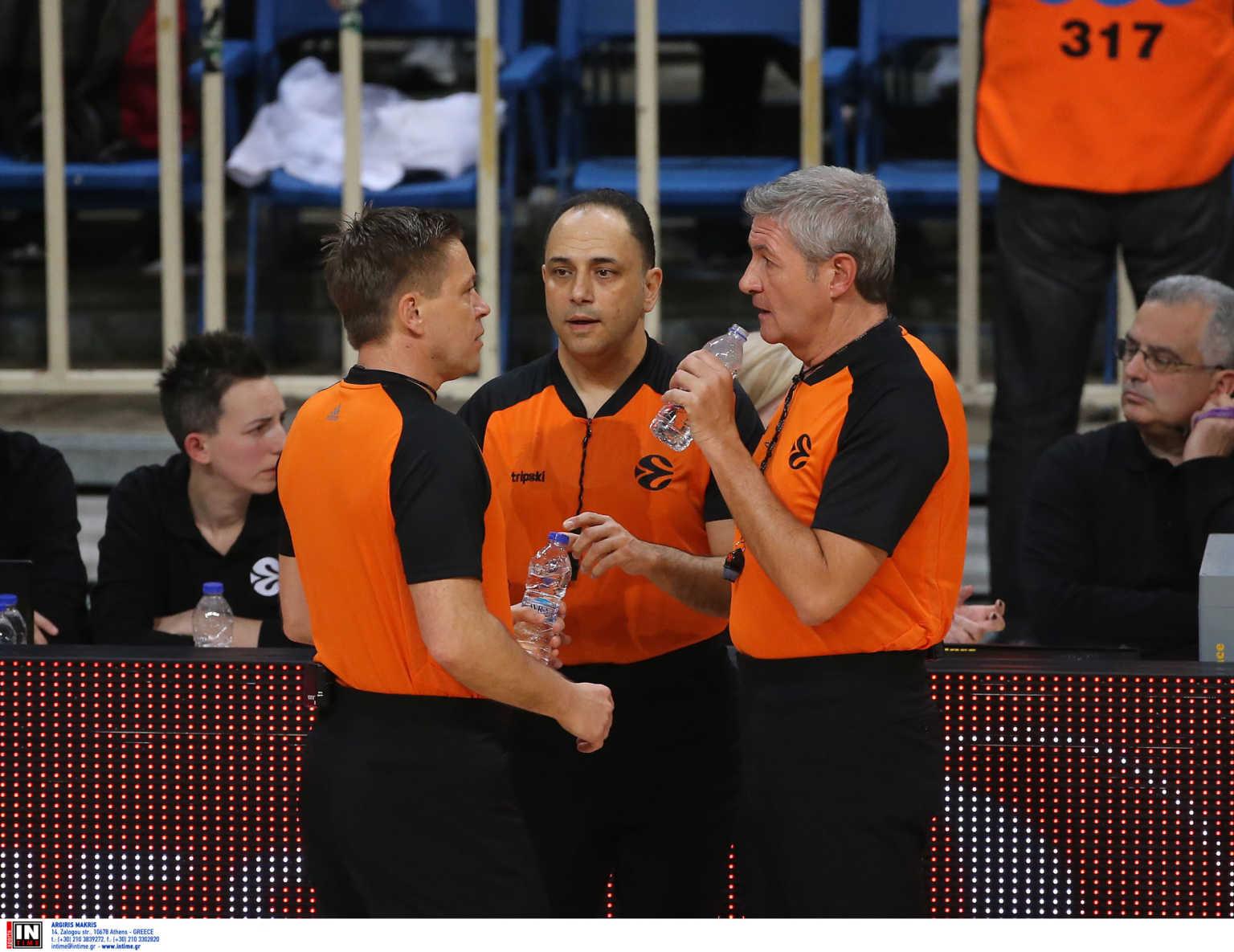 """Euroleague: """"Αν υπάρξει άλλη μία επίθεση δεν θα διεξαχθεί ξανά ματς στην Ελλάδα!"""""""