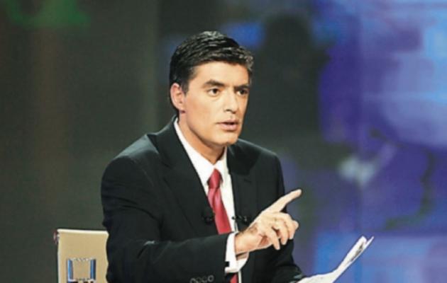 Νίκος Ευαγγελάτος: Επιστρέφει με Live News στο ΜEGA!