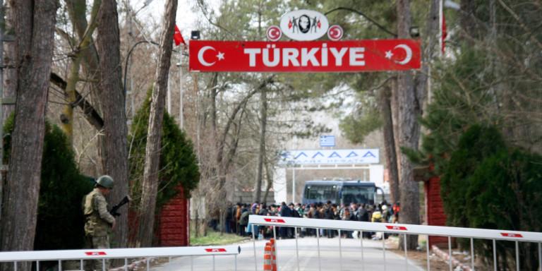 Έκτακτο: Έκλεισε το ελληνικό τελωνείο στις Καστανιές Έβρου