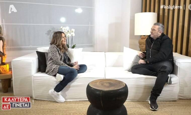 Αντώνης Ρέμος: Η εξομολόγηση για τη μητέρα και την κόρη του! Τι ζήτησε από την Ναταλία Γερμανού;