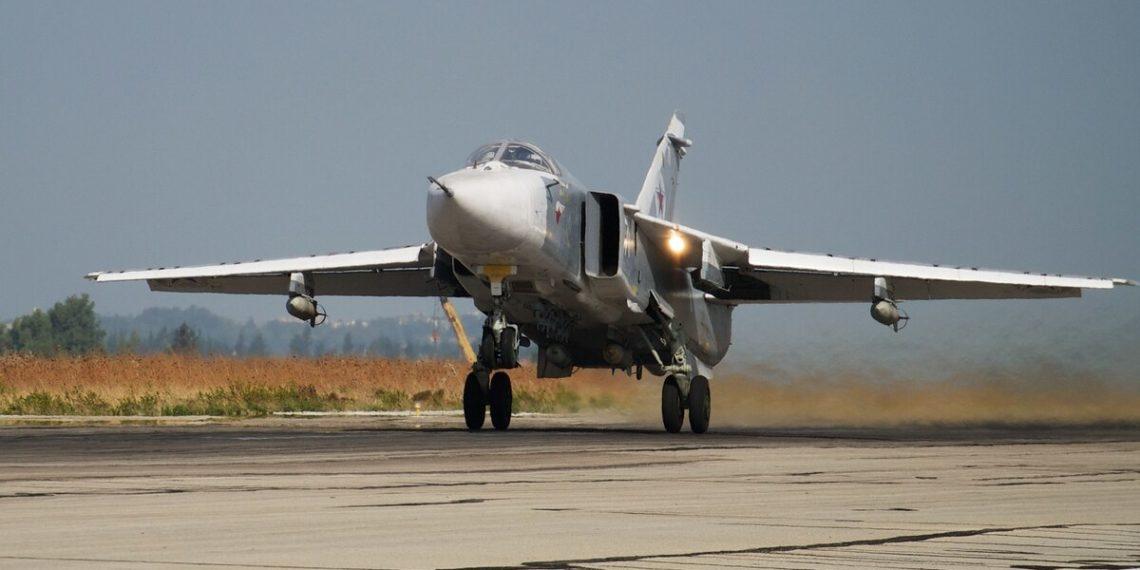 Ρωσικά μαχητικά σηκώθηκαν για να καταπνίξουν την τουρκική αντεπίθεση στην Ιντλίμπ