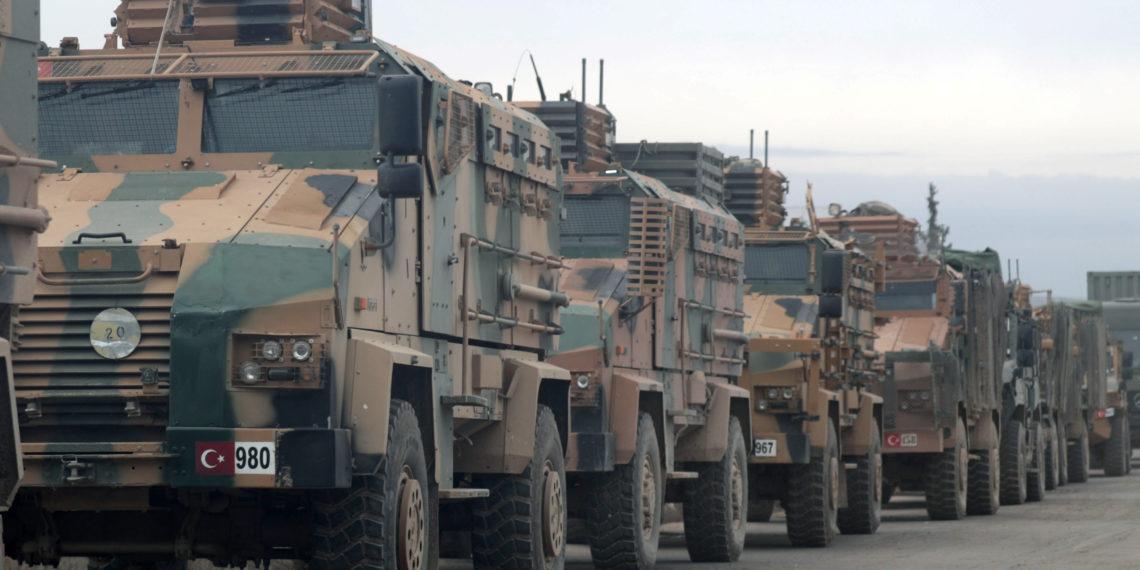 Ο Ερντογάν επιβεβαιώνει την αποστολή Σύρων μισθοφόρων στη Λιβύη