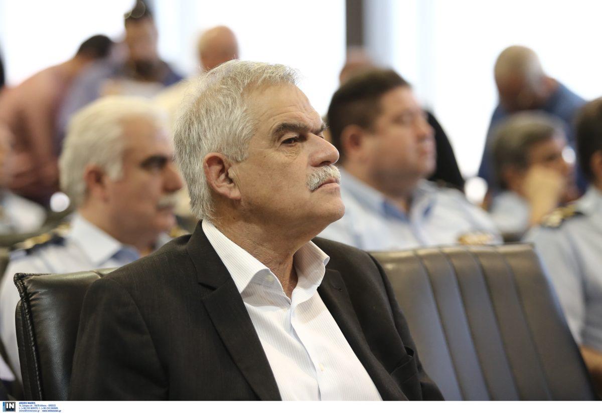 Νίκος Τόσκας: Τι δηλώνει για την κλοπή εις βάρος του