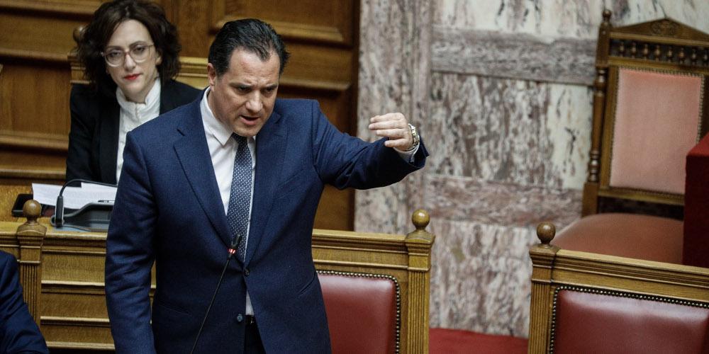 """Άδωνις Γεωργιάδης: """"Να πάει φυλακή ο Τσίπρας αν αποδειχθεί ότι τους έβαλε να τα πουν""""! video"""