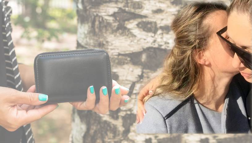 Περίμενε δύο ώρες για να δώσει πίσω το «παραφουσκωμένο» πορτοφόλι που βρήκε