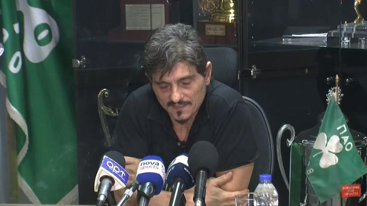 """Γιαννακόπουλος: """"Θα σας βάλω τις κουκούλες στον κ…"""" (video)"""