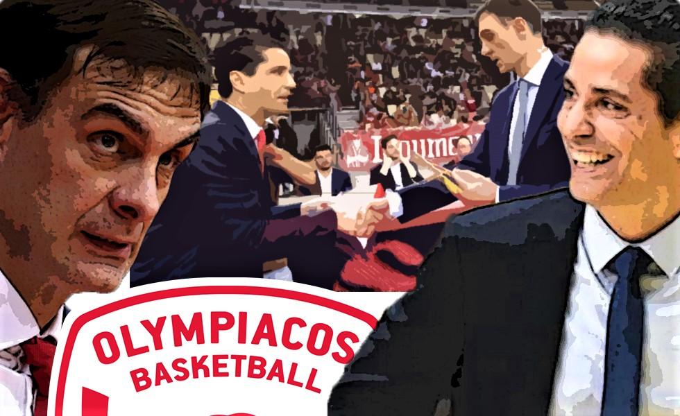 Σφαιρόπουλος vs Μπαρτζώκας: Η σύγκρουση του νυν και του πρώην στο Τελ Αβίβ