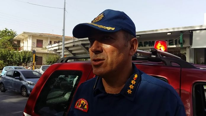 Ο Δημοσθένης Μπουντουράκης, νέος Περιφερειακός Διοικητής Κρήτης της Π.Υ (pic).