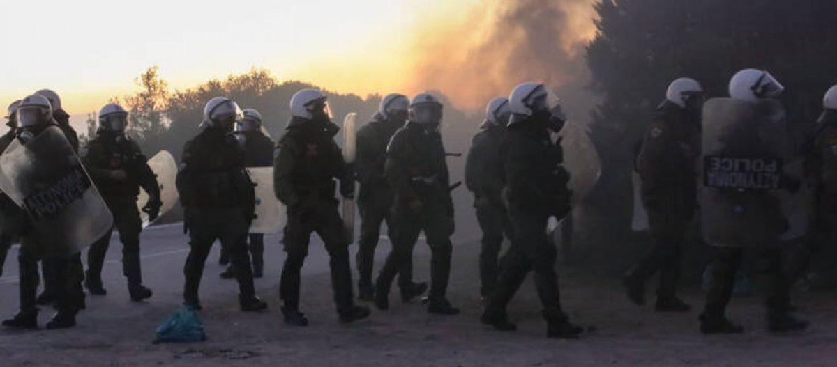Νέες μάχες στο Διαβολόρεμα της Λέσβου: Μαζικές συγκεντρώσεις ενάντια στις κλειστές «δομές φιλοξενίας» & την αρπαγή γης