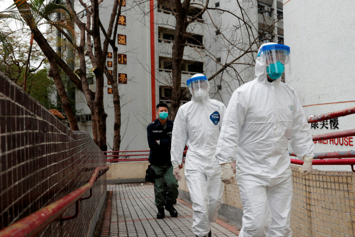Κοροναϊός: Παίρνουν κεφάλια στην Κίνα