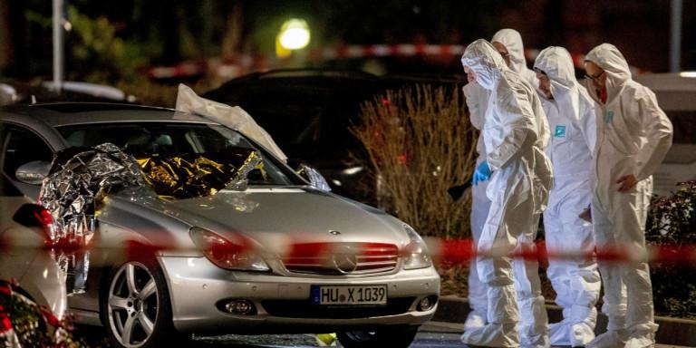 Επιθέσεις σε μπαρ στη Γερμανία: 11 νεκροί -Ακροδεξιές αναφορές από τον δράστη