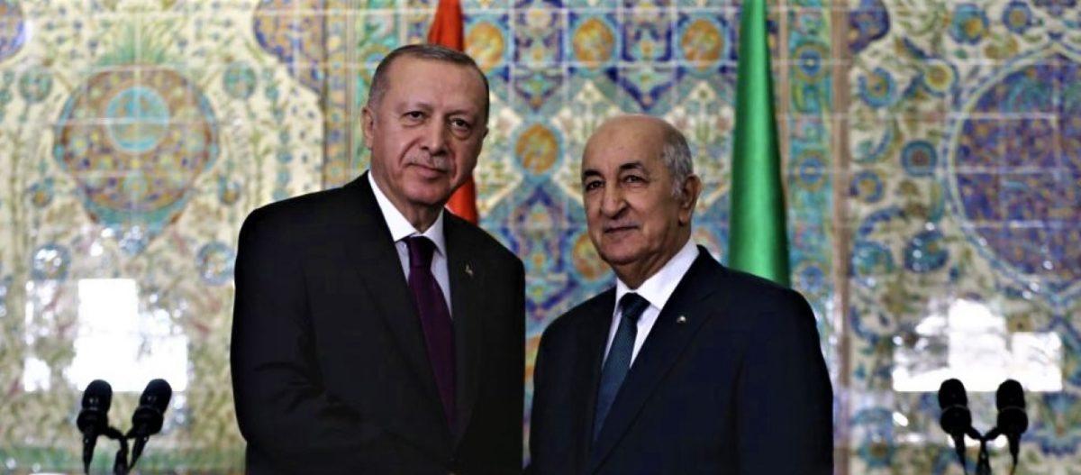 Σοκ και από την Αλγερία: Τάχθηκε υπέρ της Αγκυρας στην λιβυκή κρίση – Αναγνωρίζει την ΑΟΖ Τουρκίας-Λιβύης!