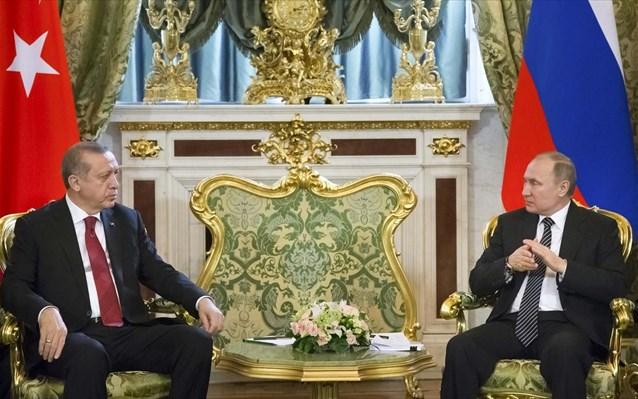 Ένταση στις ρωσοτουρκικές σχέσεις με τον Ερντογάν να ρίχνει «λάδι στη φωτιά»