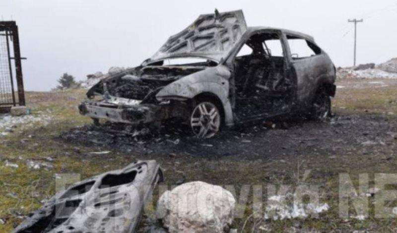Καρπενήσι: 30χρονος βρέθηκε απανθρακωμένος μέσα στο αυτοκίνητό του