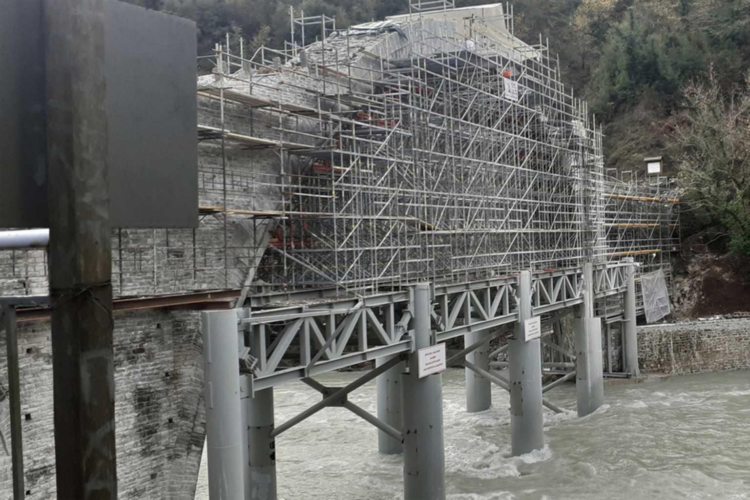 Γεφύρι της Πλάκας: Ολοκληρώθηκε η μεγαλύτερη αποκατάσταση πέτρινου γεφυριού στον κόσμο!