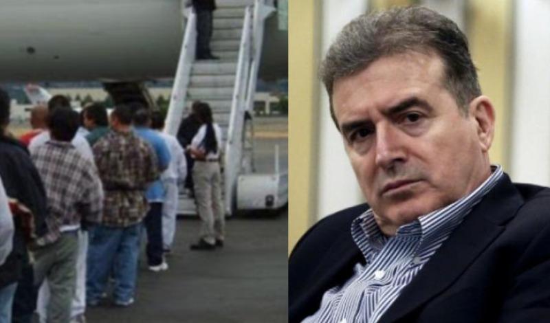 Με πτήσεις τσάρτερ στέλνει πίσω τους Πακιστανούς ο Χρυσοχοΐδης