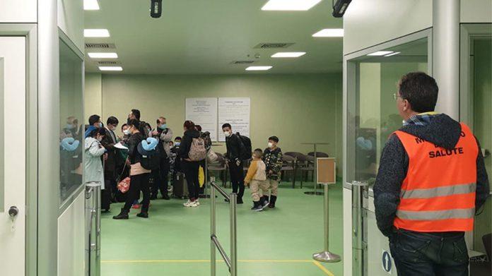 Στην Ιταλία ήδη μαθητές από δέκα ελληνικά σχολεία