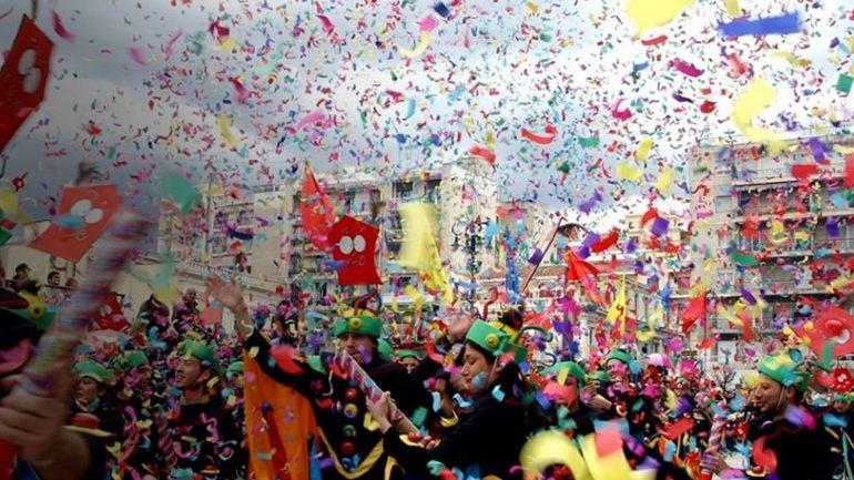 Του … χρόνου το καρναβάλι του Ρεθύμνου – Καταγράφονται οι ζημιές της ματαίωσης