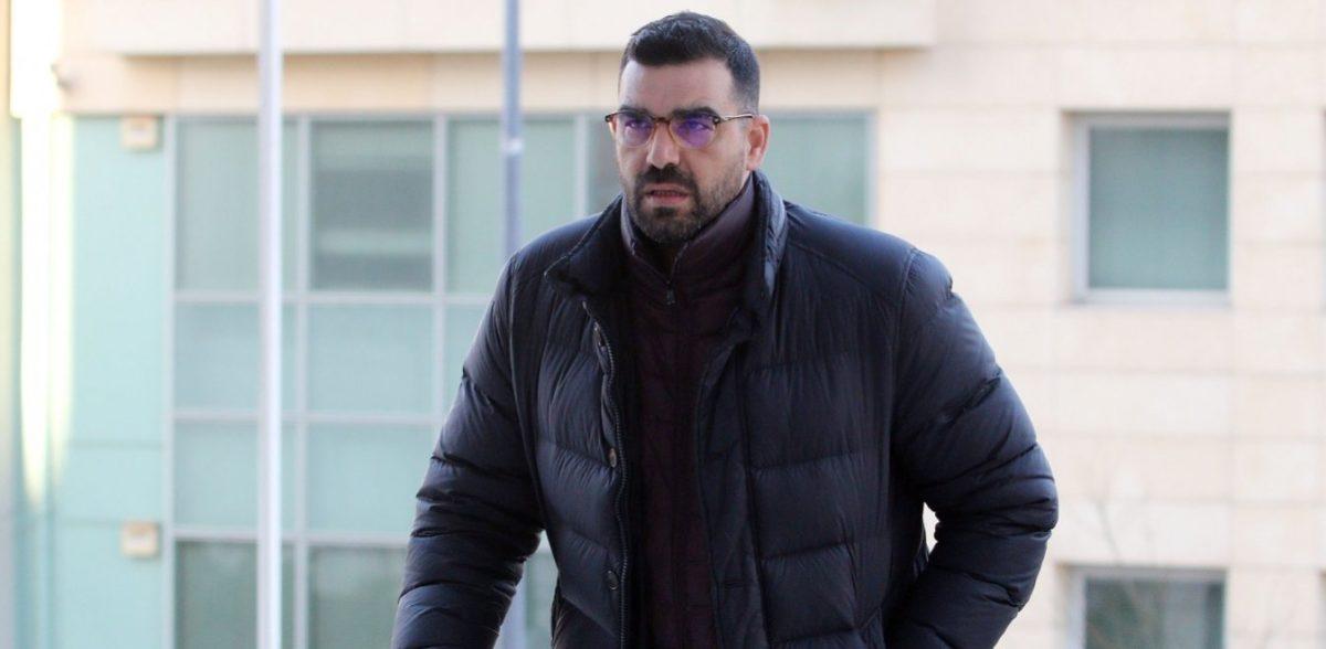 Live η δίκη για τα στημένα: Συνεχίζει την κατάθεση ο Κωνσταντινέας