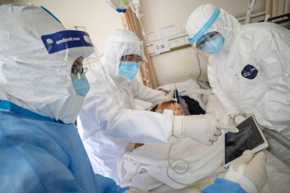 Κορονοϊός: Δείτε σε πραγματικό χρόνο την εξάπλωση της επιδημίας – ΧΑΡΤΗΣ