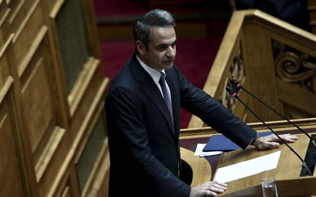 Κ. Μητσοτάκης: Ψέματα και ανακρίβειες από τον κ. Τσίπρα στα εργασιακά