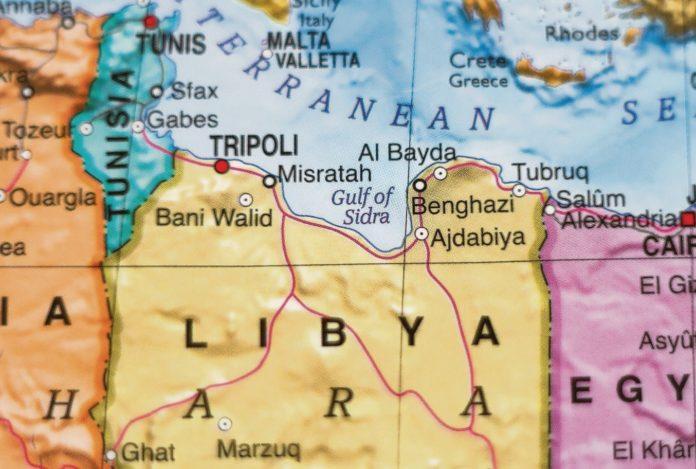 Στήνεται στρατιωτική βάση νότια της Κρήτης