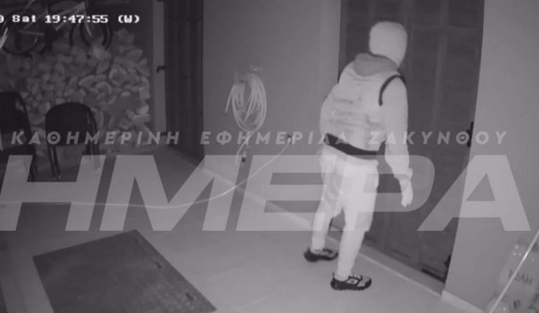 Ζάκυνθος: Συγκλονιστικό βίντεο με απόπειρα ληστείας σε επιχειρηματία του νησιού!