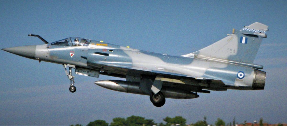 Εγκατάλειψη ΕΔ: «Δεν πετάμε πλέον, γιατί να μείνω;» καταγγέλλει ο παραιτηθείς διοικητής της 332 Μοίρας των Mirage 2000