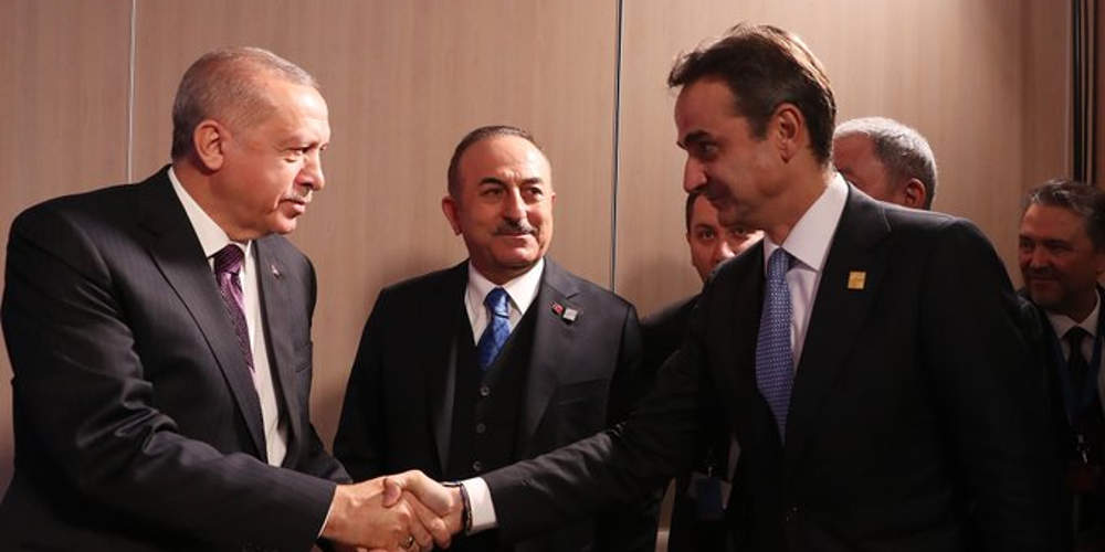 Το τερμάτισε ο Τσαβούσογλου: Ο Ερντογάν είπε στον Μητσοτάκη ότι πρέπει να μάθει να μοιράζεται και να συμβιβαστεί