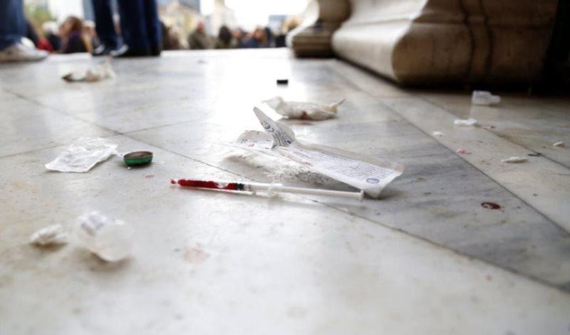 Θεσσαλονίκη: Αυξάνονται τα κρούσματα HIV και ηπατίτιδας C σε χρήστες ναρκωτικών