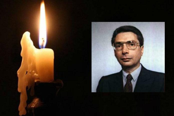 Θλίψη στον πολιτικό κόσμο… Πέθανε ο πρώην Βουλευτής Χανίων Νικήτας Βενιζέλος