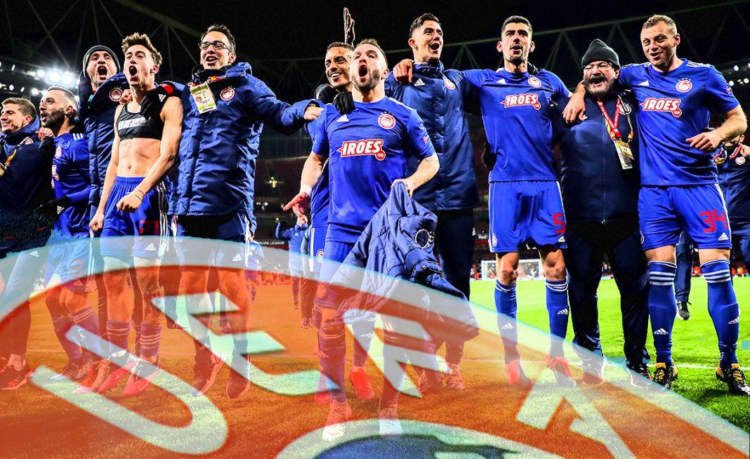 Εκτακτο: Με την Γουλβς ο Ολυμπιακός στους «16» του Europa League